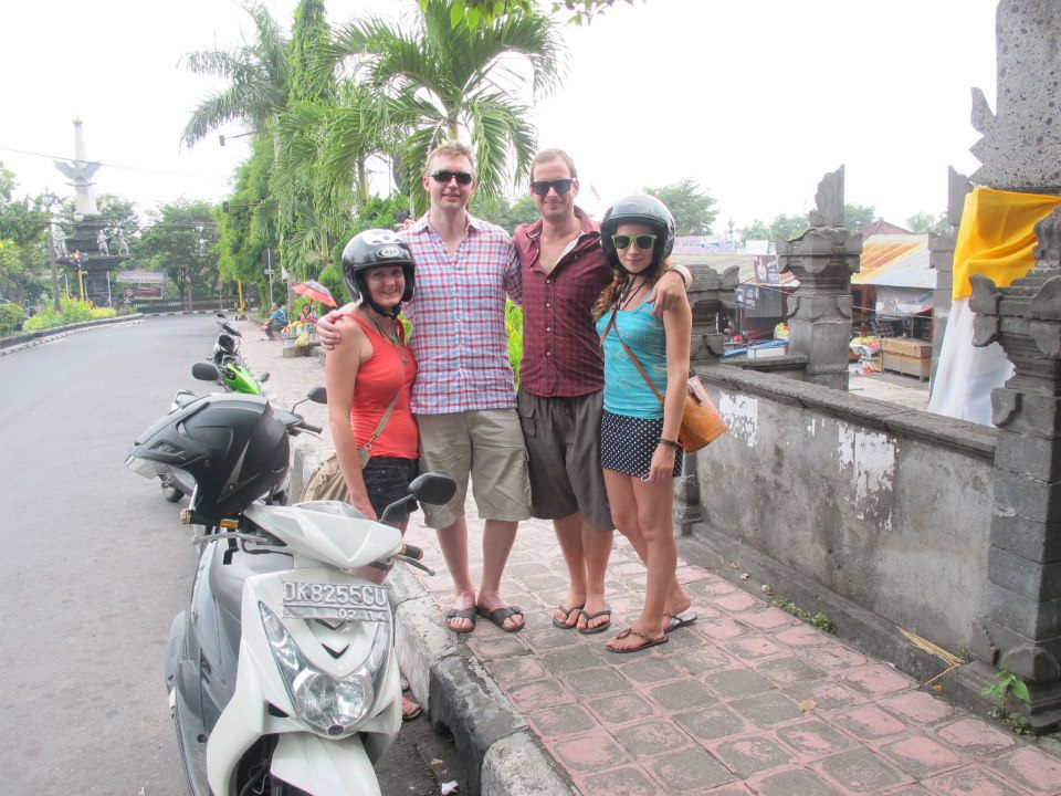 jalan jalan in Bali with EF teachers